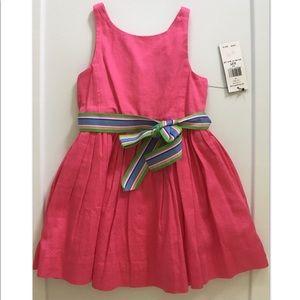 🆕 SISTER SET Ralph Lauren dresses NWT 2T 4T